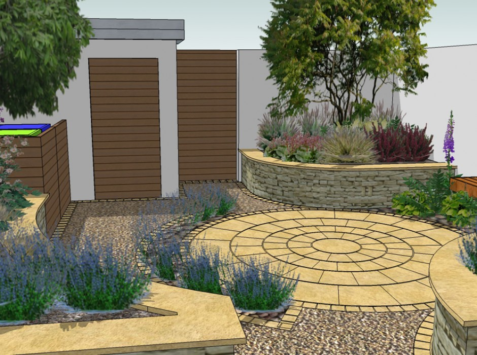 the garden design process - Brown Garden Design